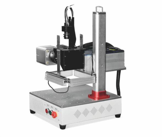 CCD视觉定位激光打标机2